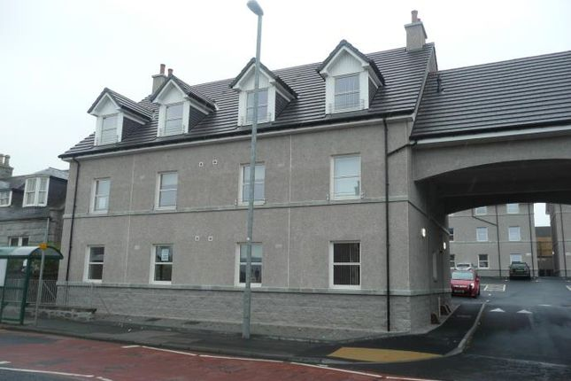 Thumbnail Flat to rent in 3 Ross Court, Port Elphinstone, Inverurie