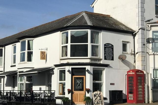 Thumbnail Flat to rent in Queen Street, Dawlish