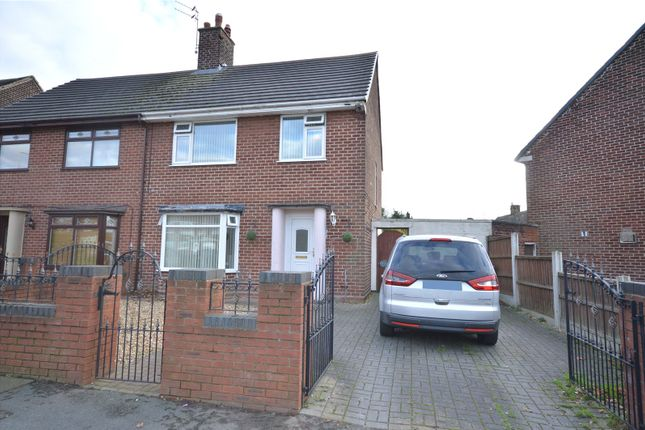 Thumbnail Semi-detached house for sale in Hillfoot Avenue, Hunts Cross, Liverpool