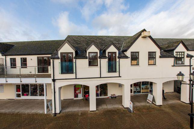 Thumbnail Flat for sale in Glanvilles Mill, Ivybridge