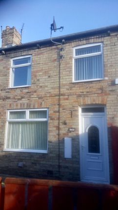2 bed terraced house to rent in Sycamore Street, Ashington