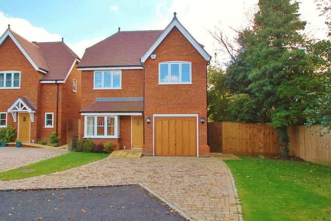 Thumbnail Detached house to rent in Nightingale Drive, High Wycombe