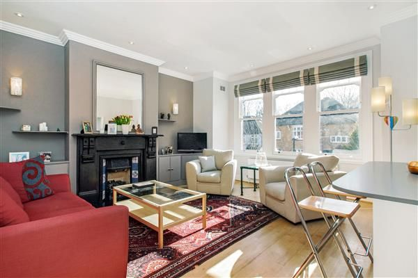 Thumbnail Duplex for sale in Dukes Avenue, Muswell Hill