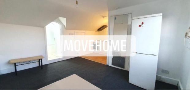 Thumbnail Studio to rent in Burgoyne Road, Manor House