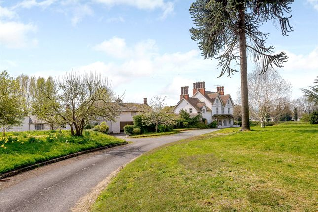Thumbnail Detached house for sale in Wilcott, Nesscliffe, Shrewsbury