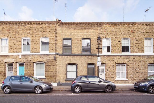 Thumbnail Property for sale in Wellington Row, London