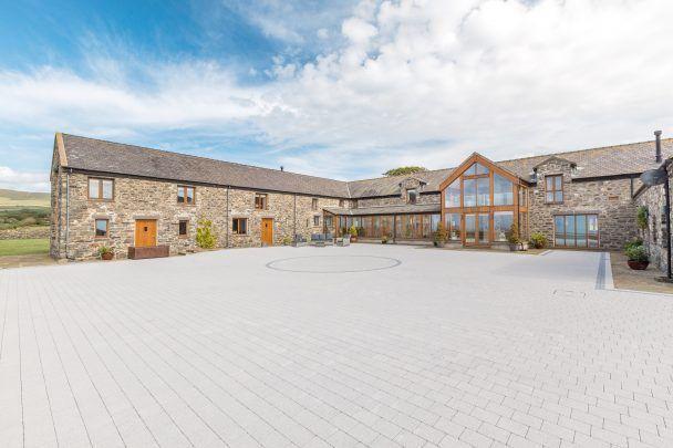 Thumbnail Detached house for sale in Ballagawne Farm, Peel Road, Kirk Michael