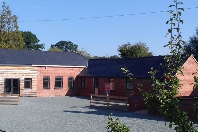 Thumbnail Barn conversion for sale in 3 Church Farm Close, Forden, Welshpool