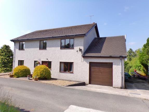 Thumbnail Detached house for sale in Ffordd Trwyn Swch, Llanddoged, Llanrwst, Conwy
