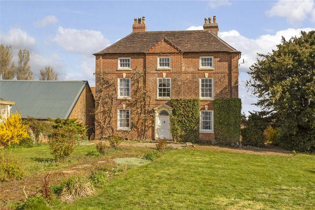 Thumbnail Detached house for sale in Alveston Hill, Alveston, Stratford-Upon-Avon, Warwickshire