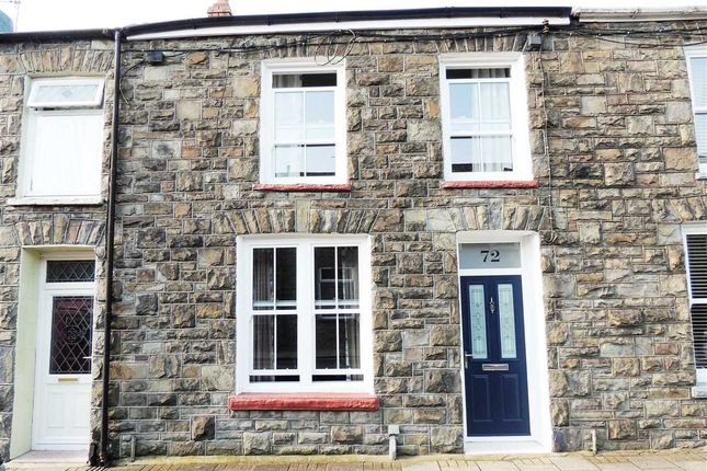 Thumbnail Terraced house for sale in Gwendoline Street, Treherbert, Treorchy