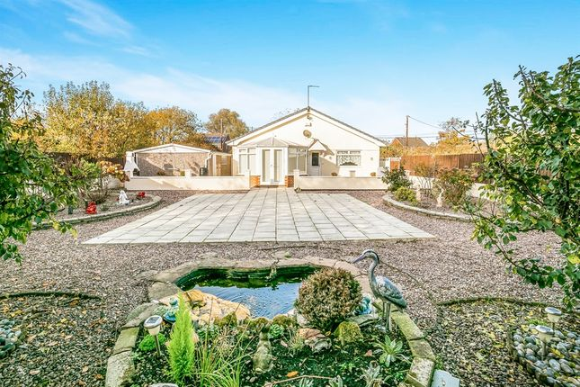 Thumbnail Detached bungalow for sale in Ditton Lane, Moreton, Wirral