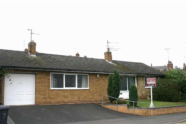 Thumbnail Detached bungalow to rent in Fairfield Drive, Kinver, Stourbridge