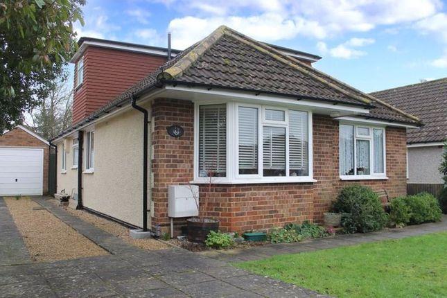 Thumbnail Bungalow for sale in Hillside Gardens, Brockham, Betchworth