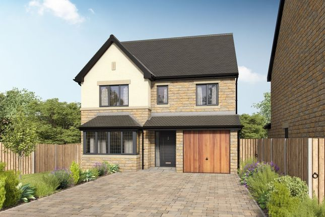 Thumbnail Detached house for sale in The Bramhall, Crown Lane, Horwich, Bolton