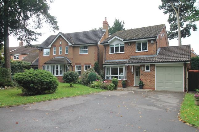 Thumbnail Detached house for sale in Chipstone Close, Solihull