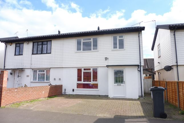 Thumbnail Semi-detached house to rent in St. Dunstans Road, Hounslow