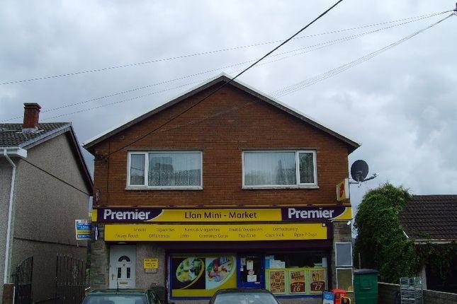 Thumbnail Flat to rent in Bridgend Road, Llangynwyd, Maesteg