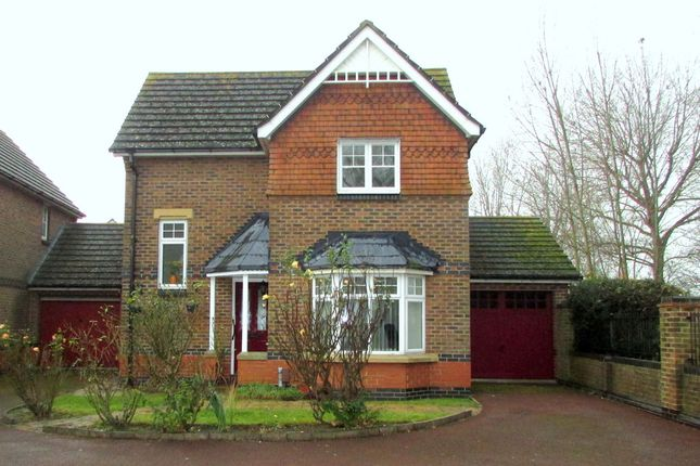 Thumbnail Detached house to rent in Barham Way, Portsmouth
