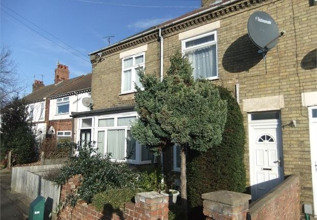 Terraced house for sale in Lincoln Road, New England, Peterborough, Cambridgeshire.