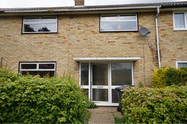 Thumbnail Terraced house for sale in Godfrey Close, Stevenage