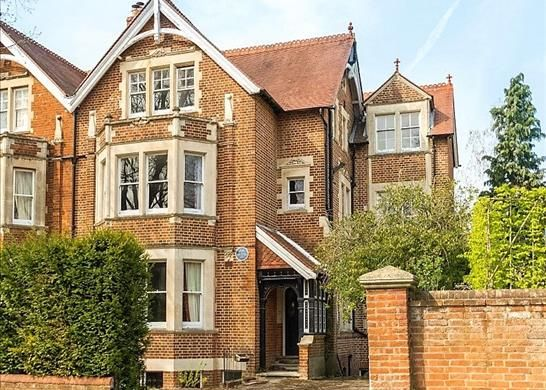 Thumbnail Semi-detached house for sale in Polstead Road, Oxford, Oxfordshire