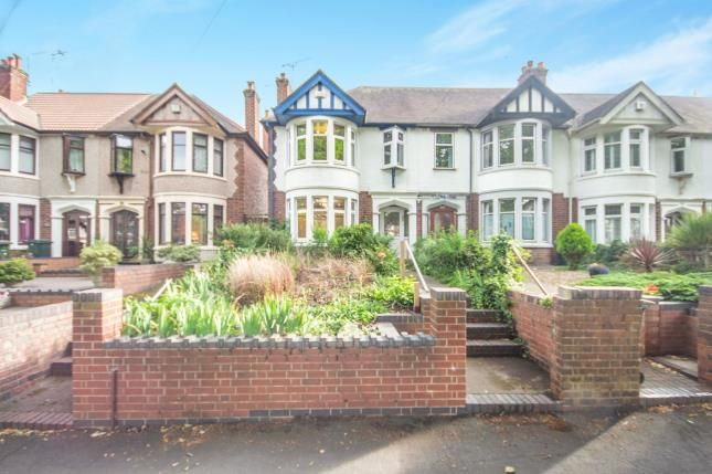 3 bed end terrace house for sale in Holyhead Road, Coundon, Coventry