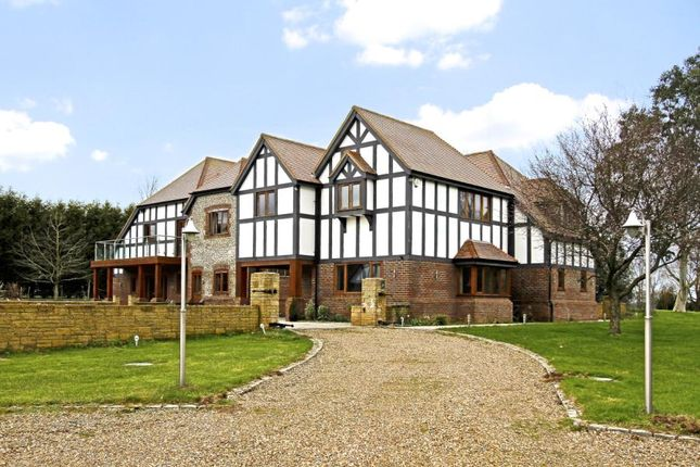 Thumbnail Detached house for sale in Furners Lane, Woodmancote, Henfield, West Sussex