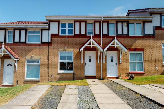 Thumbnail Terraced house for sale in Murray Crescent, Newmains, Wishaw