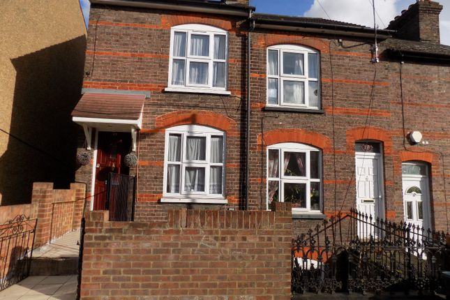 Thumbnail Terraced house to rent in Winsdon Road, Luton