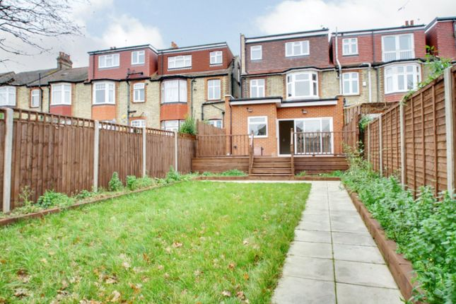 Thumbnail End terrace house for sale in Hawthorn Avenue, Palmers Green