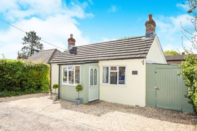 Thumbnail Detached house for sale in New Inn Lane, Bartley, Southampton