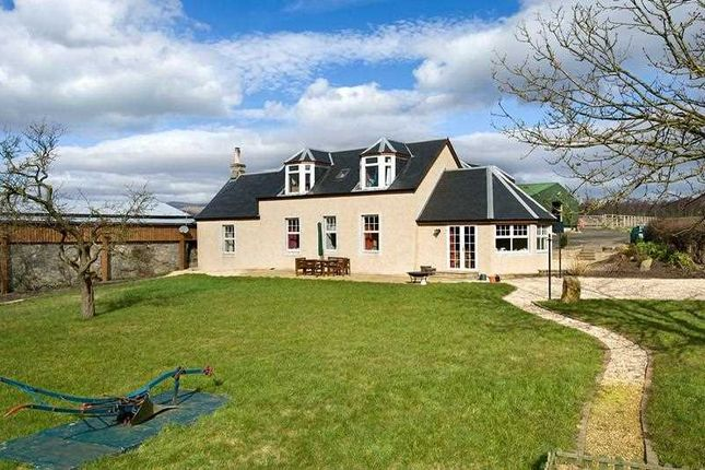 Thumbnail Detached house for sale in Saline, Dunfermline