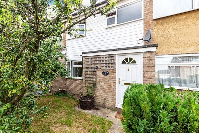 Thumbnail Terraced house for sale in Cromwell Way, Pirton, Hitchin, Hertfordshire