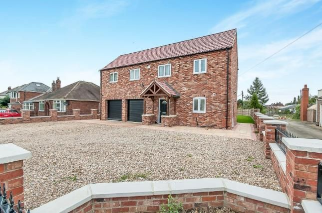 Thumbnail Detached house for sale in Langrick Road, Boston, Lincolnshire, England