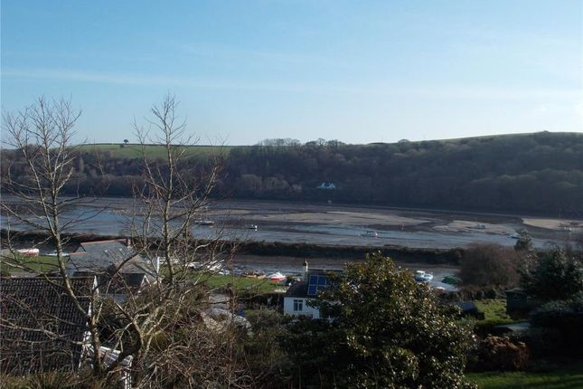 Thumbnail Flat for sale in School Hill, Golant, Fowey