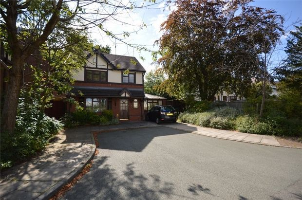 Thumbnail Detached house for sale in Ravenswood Ave, Rock Ferry, Merseyside