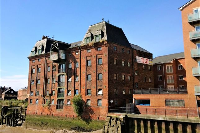 Thumbnail Flat to rent in Charlotte Street, Hull
