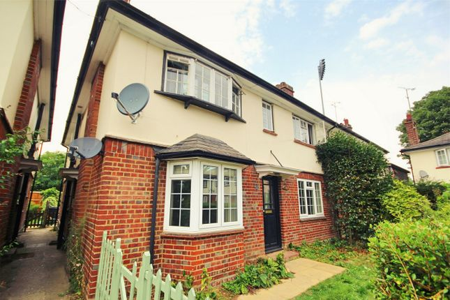 Thumbnail Maisonette for sale in Hayes Close, Chelmsford, Essex