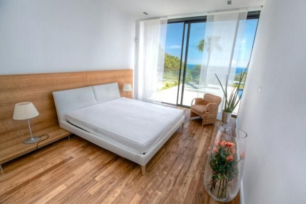 Master Bedroom of Eze Sur Mer, French Riviera, 06360