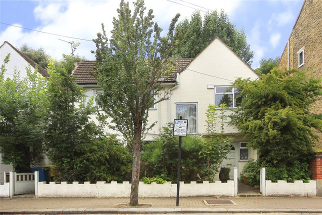 Thumbnail Detached house to rent in Alderbrook Road, Clapham South, London