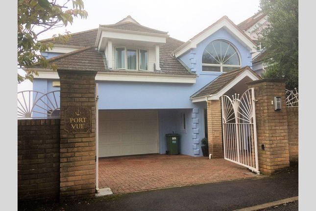 Thumbnail Detached house to rent in Brownsea View Avenue, Poole
