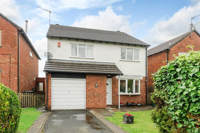 4 bed detached house for sale in Beech Close, Ludlow