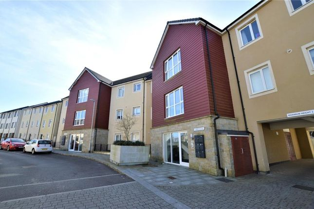 Thumbnail Flat for sale in Cober House, Nicholas Holman Road, Camborne, Cornwall