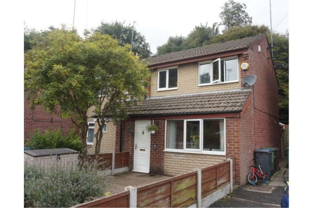 Thumbnail Semi-detached house for sale in Brookside Close, Hyde