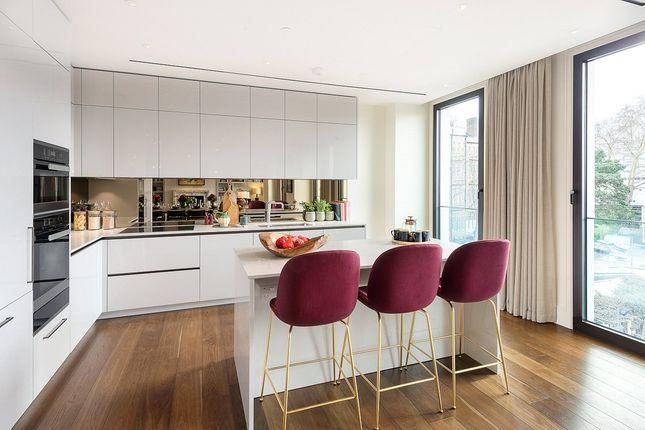 Kitchen of Sydney Street, Chelsea, London SW3