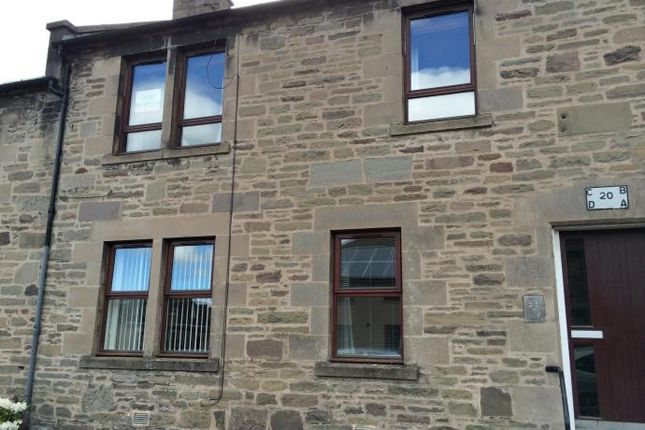 Thumbnail Flat to rent in Victoria Street, Forfar
