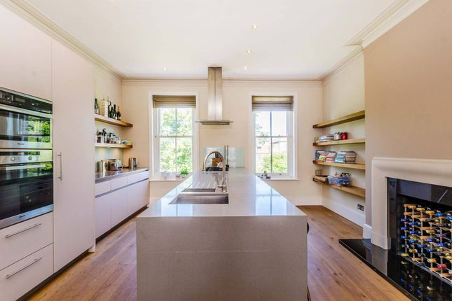 Thumbnail Flat for sale in Greencroft Gardens, South Hampstead