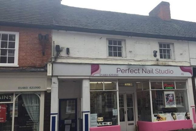 Thumbnail Office to let in First Floor Office, 15A High Street, Godalming