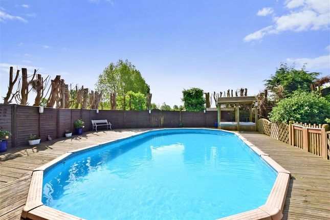 Thumbnail Semi-detached house for sale in Leda Cottages, Charing, Ashford, Kent